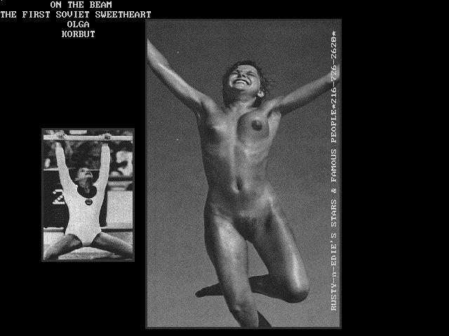 Olga korbut naked pics